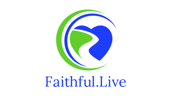 New Faithful.Live Logo Gets High-Fives
