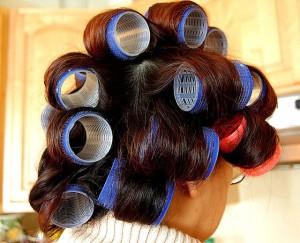 hair-rollers