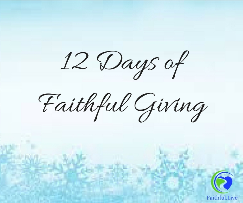 12 Days of Giving: Day 2 Giveaway Winners