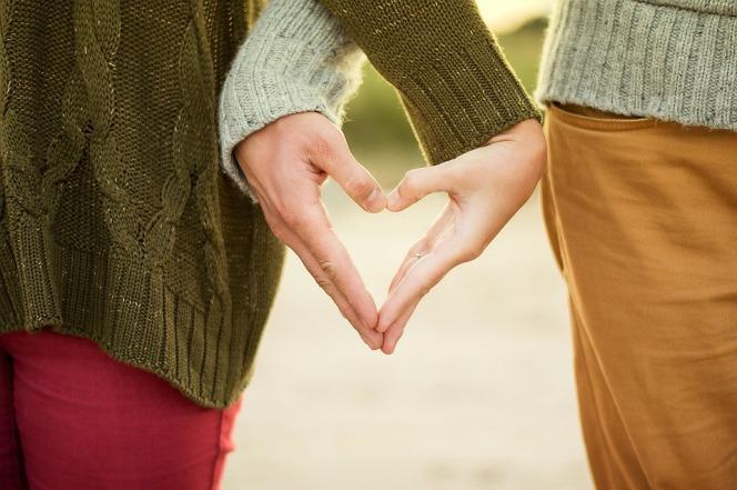 Hands Females Woman Women Girls Heart People