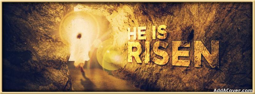 He Is Risen: HappyEaster