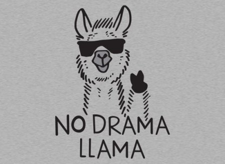 faithful pruning family drama llama